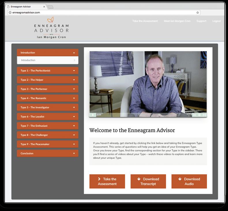 Introducing the Enneagram Advisor